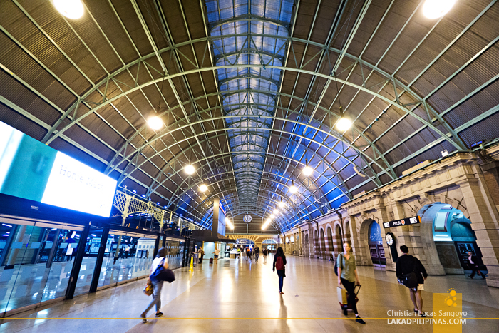 Sydney Central Station Australia