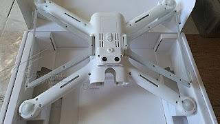Xiaomi Mi Drone 1080P Back View