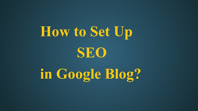 improve search result in google blogger