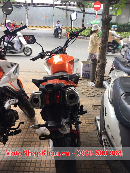HARN 300 CC 2015 - Doet Motorcycle