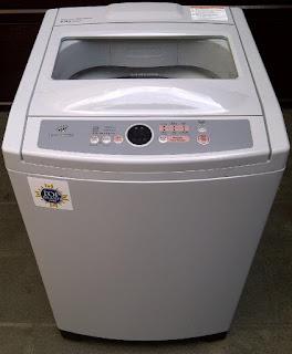 salah satu Jenis Mesin cuci