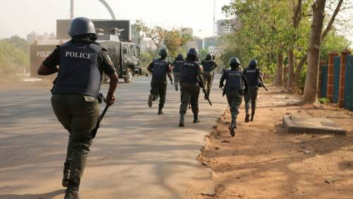 190 Policemen Mobilised For Boko Haram 'Without Training' Flee From Police Force (See List)