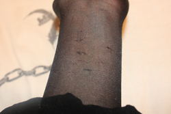 thickness of caffeine infused tights