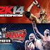 تحميل لعبة WWE SmackDown على ppsspp برابط مباشر (المصارعة الحرة )