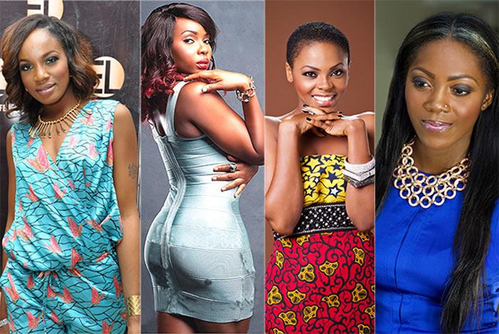 Yemi Alade: Tiwa Savage is not my friend but...