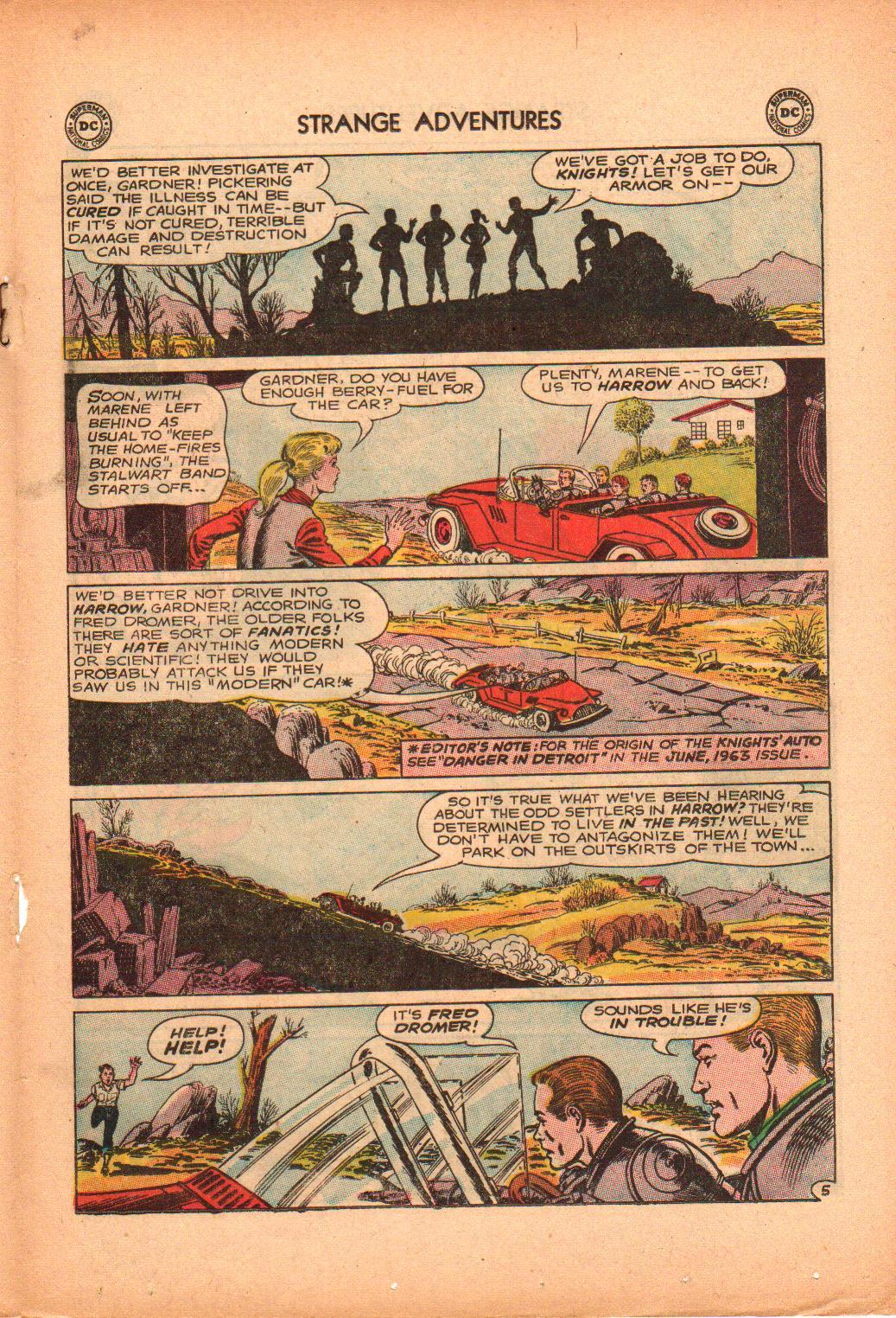 Strange Adventures (1950) issue 156 - Page 19
