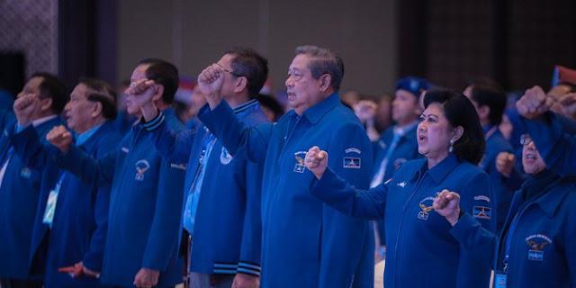 TKN Jokowi: Di Pilkada DKI Anaknya Saja Kalah, Itu Tanda Taji SBY Tak Tajam