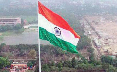 Telangana formation day on june 2nd. india's tallest national Flag hosting by KCR