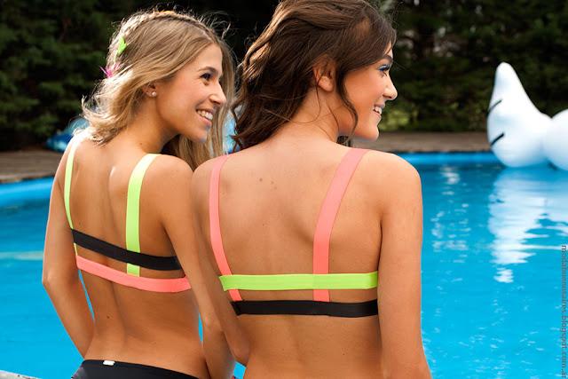 Moda verano 2017 moda bikinis.