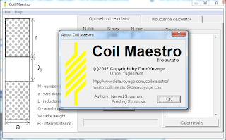 Screenshot Coil Maestro