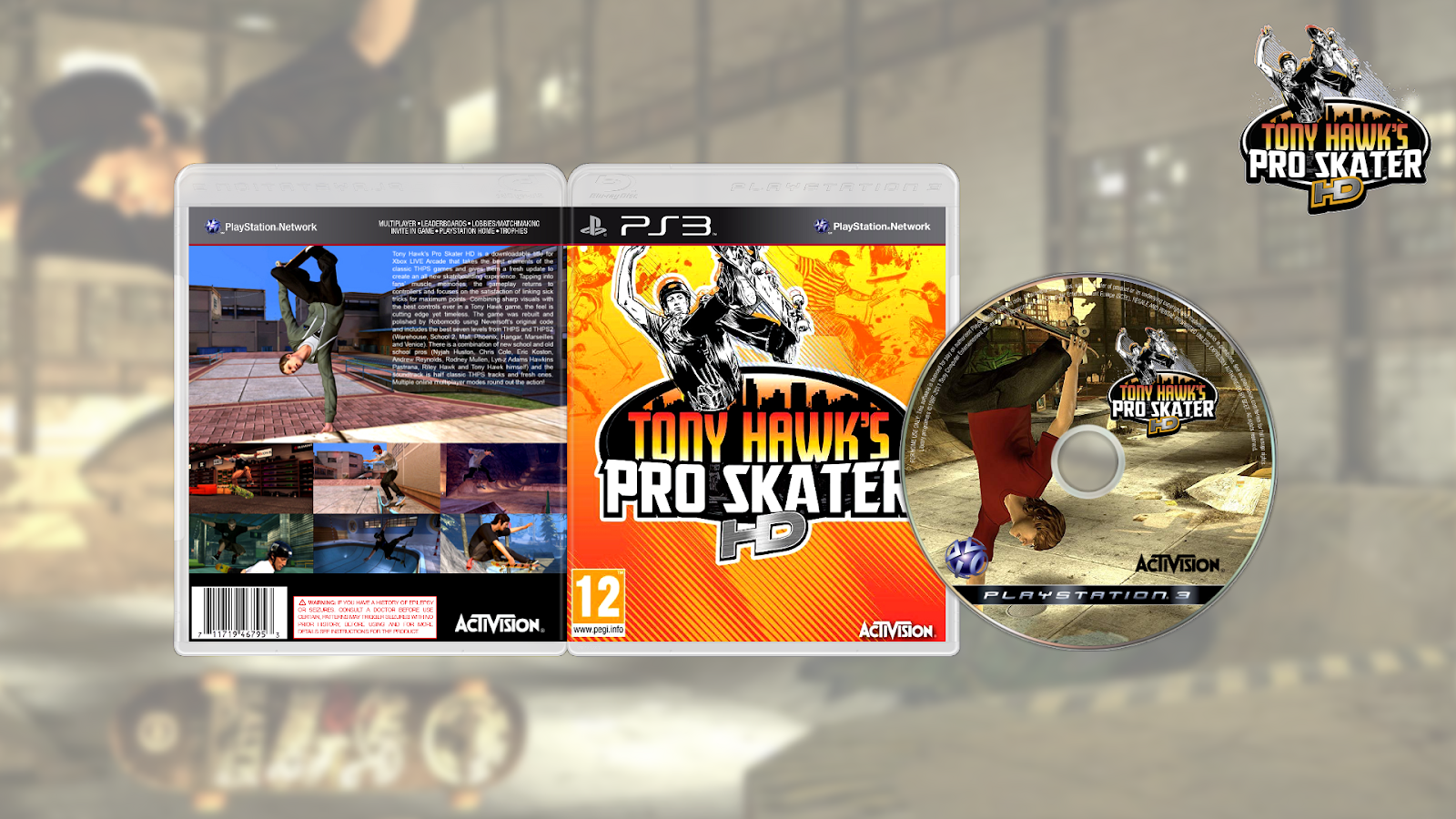 By Stereo Masters Online || Tony Hawk Pro Skater 5 Ps3 Pkg