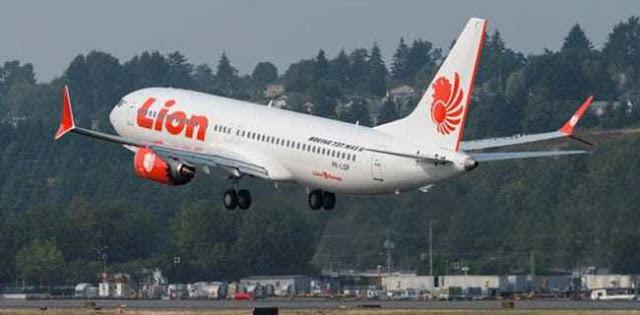 KNKT: JT-610 Dua Menit Take Off Ingin RTB