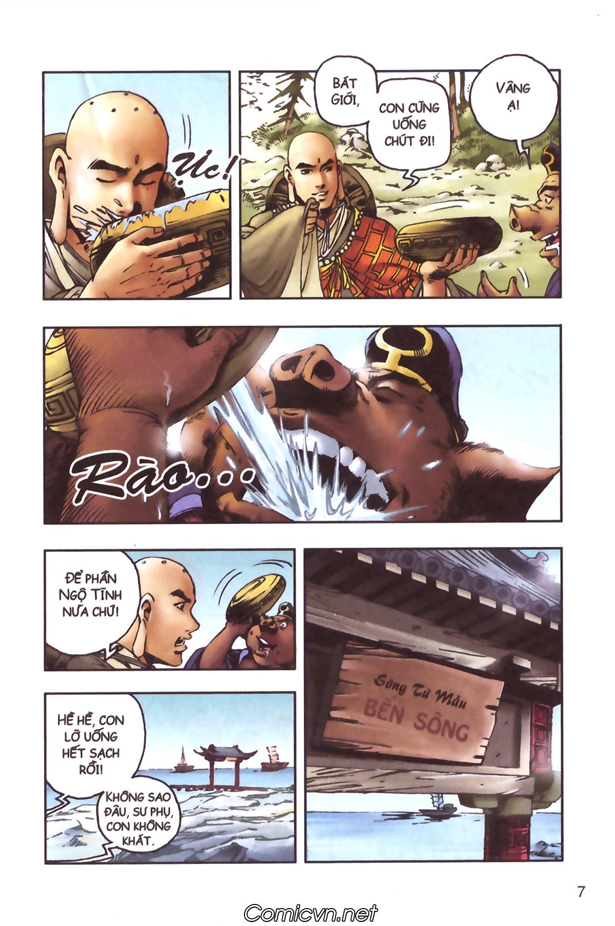 Tây Du Ký màu - Chapter 96 - Pic 5