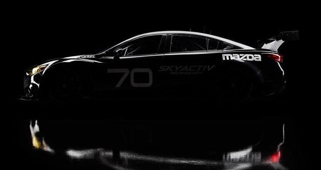 Tom Bush Mazda >> Tom Bush Mazda The All New 2014 Mazda6 Diesel To Race At