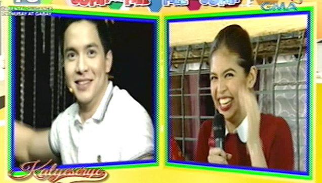 Alden Richards Blown away by Maine's Pickup Lines