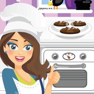 Cikolatali biskuvi tarifi oyunu oyna