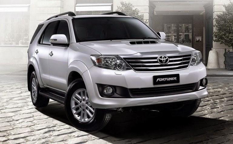 Toyota Fortuner 2015: New Shape Toyota Fortuner 2015