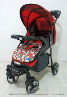 Junior A519 Michigan Baby Stroller