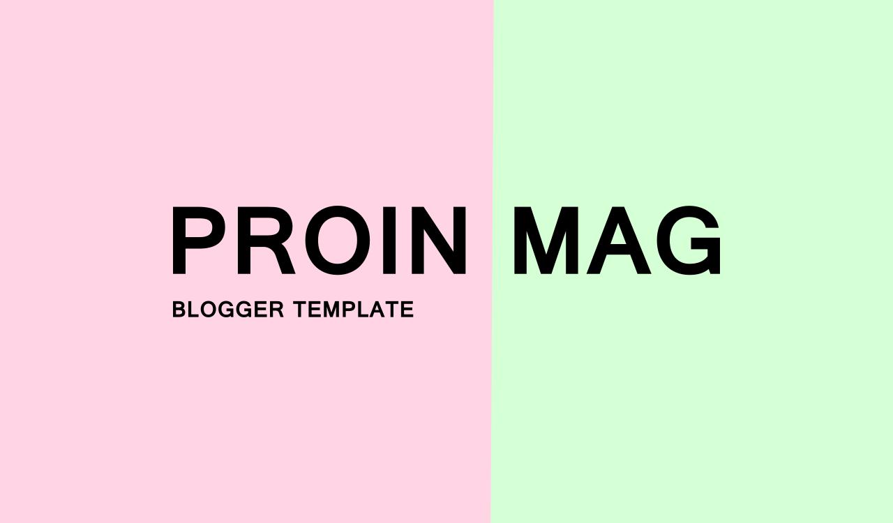free blogger template magazine stlye