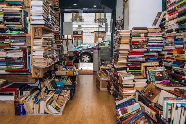 Tienda de libros madrid