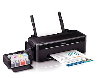How To Refill Ink Cartridge Epson L110 Printer