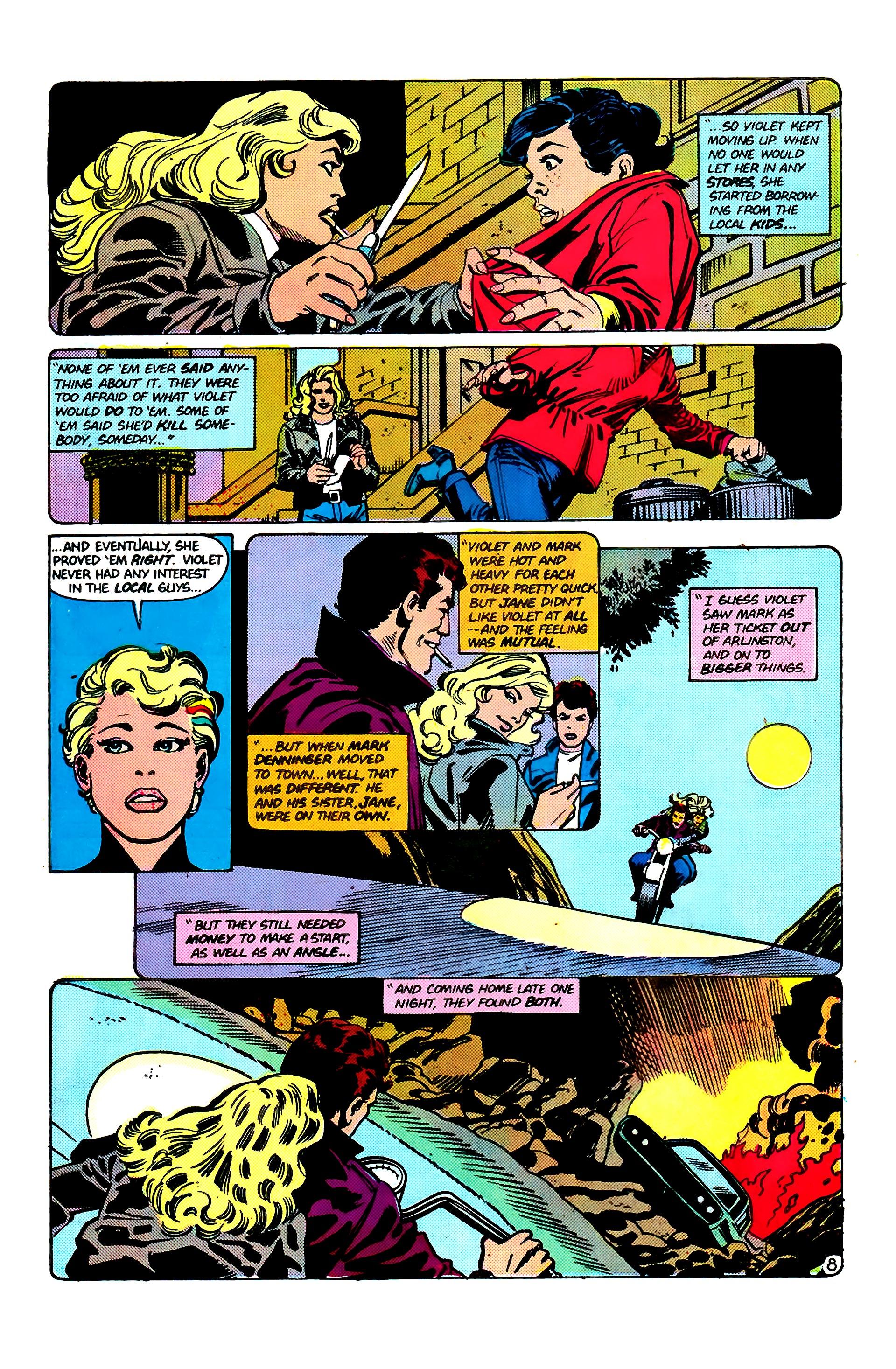 Read online Secret Origins (1986) comic -  Issue #6 - 34