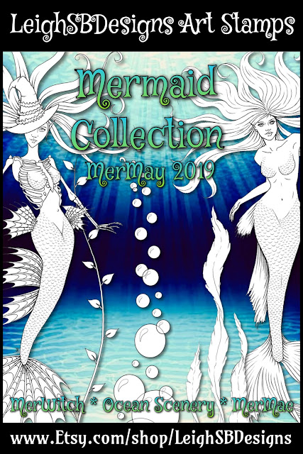 MerMay and Half-o-Ween in May New Release!