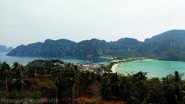 presupuesto ko phi phi, tailandia sur, islas, gastos