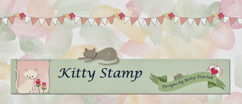 Kitty Stamp