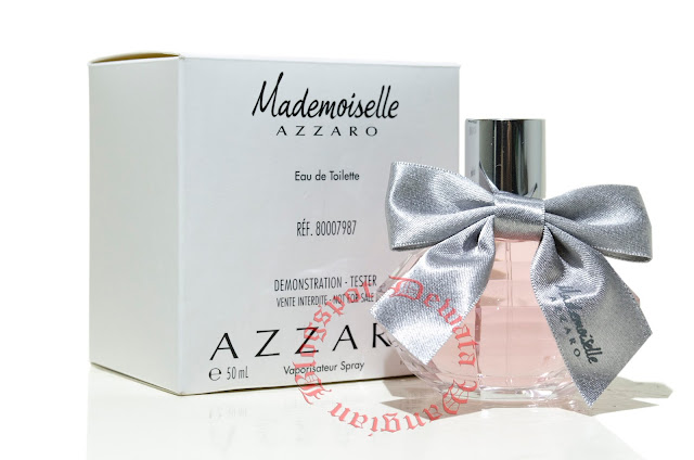 Azzaro Mademoiselle Tester Perfume