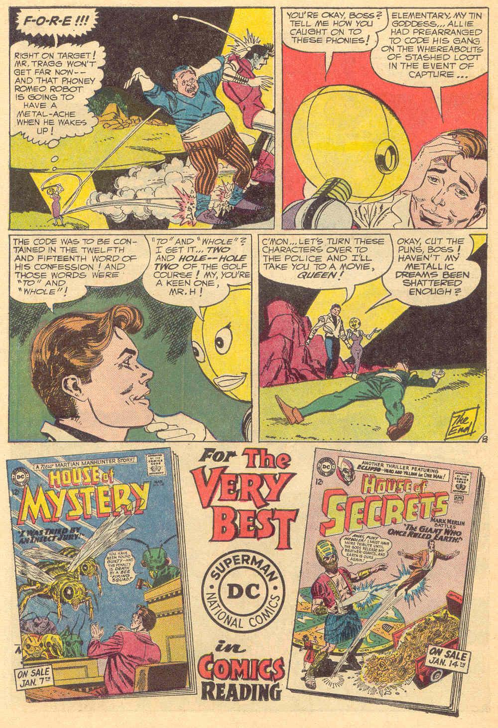 Strange Adventures (1950) issue 173 - Page 22