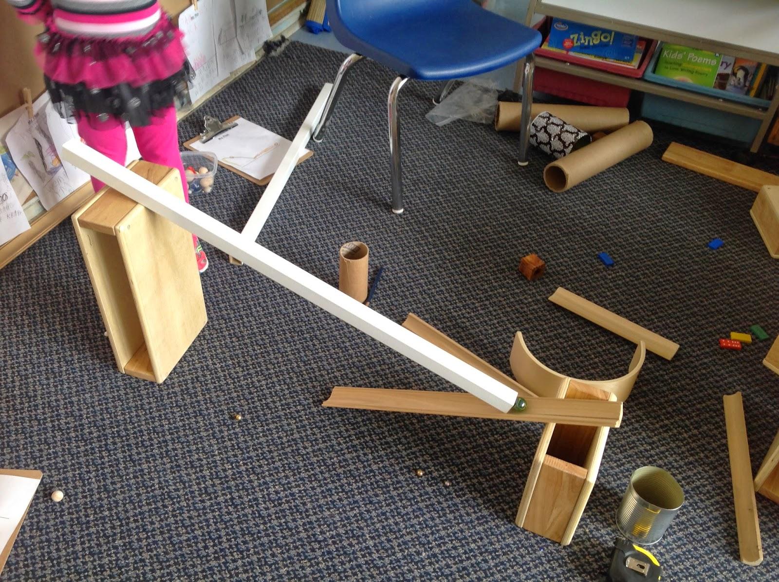 Wonders In Kindergarten Ramps And Pathways Play Based