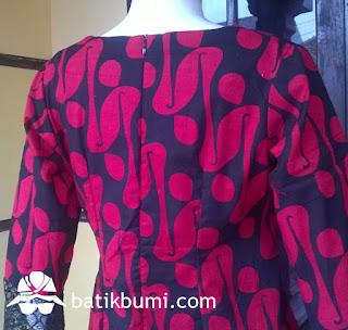 Blouse Batik Parang BArong