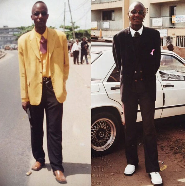 Money is good: Check out these throwback photos of E-money
