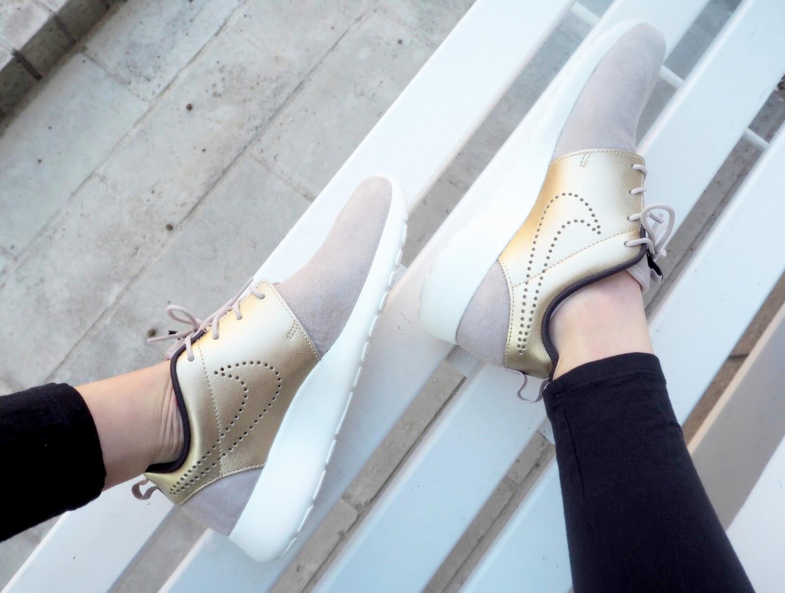nike rose one blog tenisky gold sneakers eBay freshlabels zoot answear