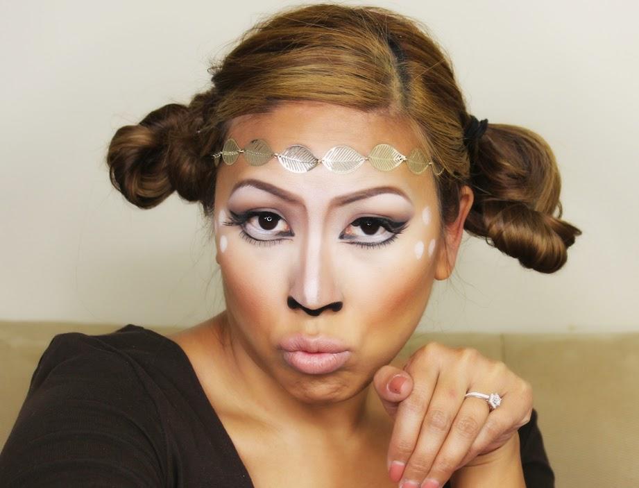 Doe makeup