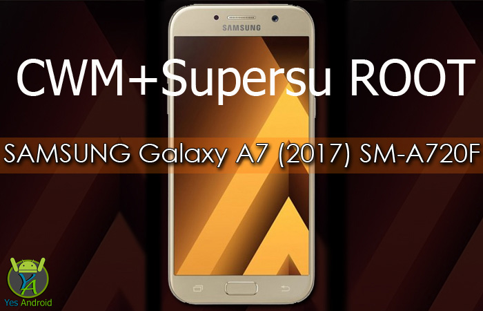 Samsung A7 (2017) SM-A720F For Root - iT-Solution