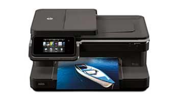 HP Photosmart 7510 e-All-in-One printer driver downloads