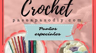 Puntos especiales - Crochet