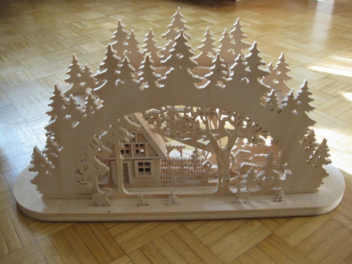 holz und metall ein heimwerkerblog weihnachtlicher schwibbogen. Black Bedroom Furniture Sets. Home Design Ideas