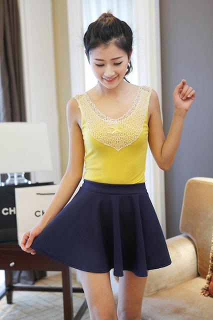 Pakai Mini Skirt Ketika Musim Hujan