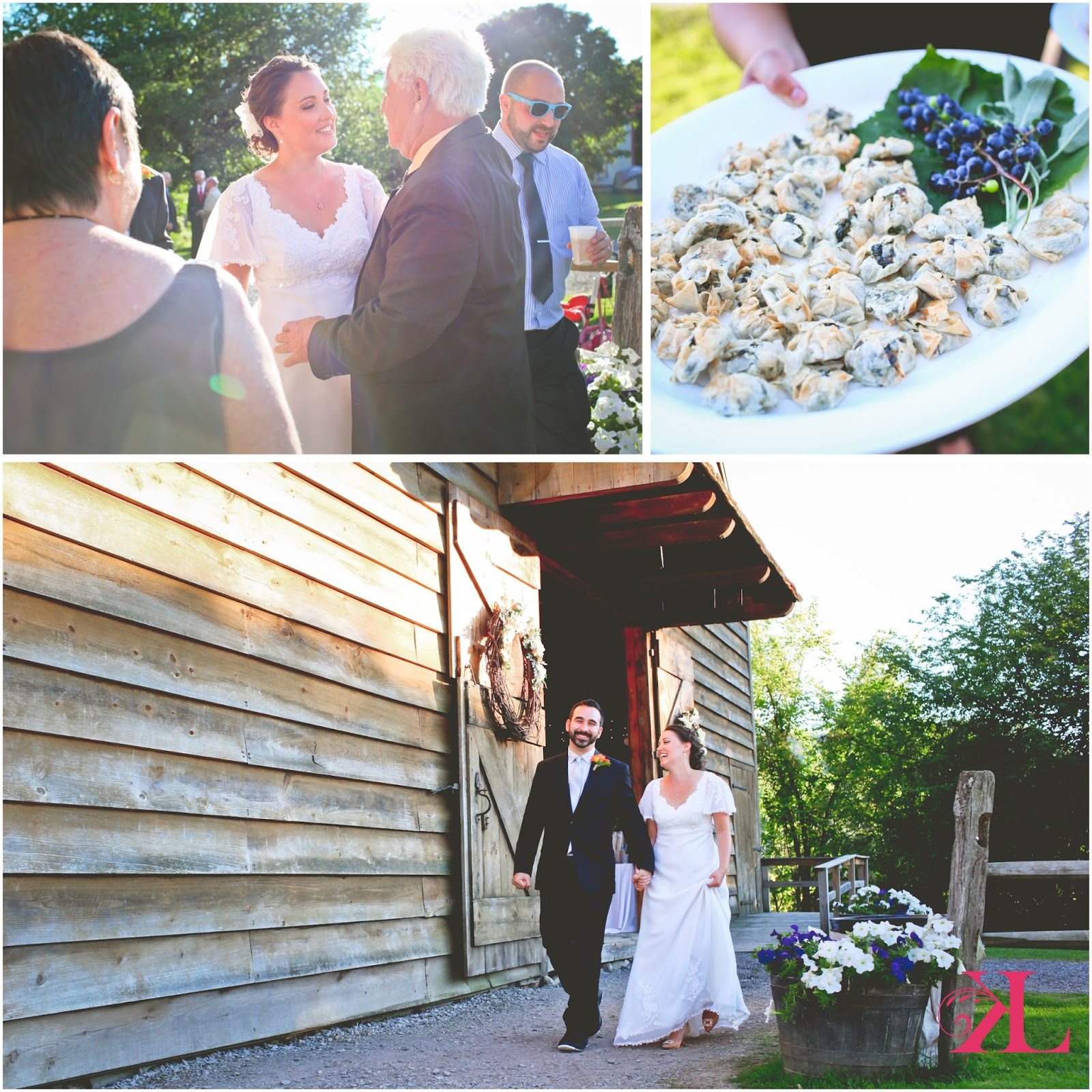 This Past Weekend I Photographed Chris Andrea S Vintage Inspired Barn Wedding At Beautiful They Had Perfect Weather Scenery And An