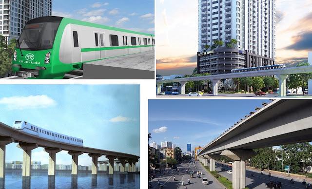 Tuyến đường sắt Hà Đông - Cát Linh