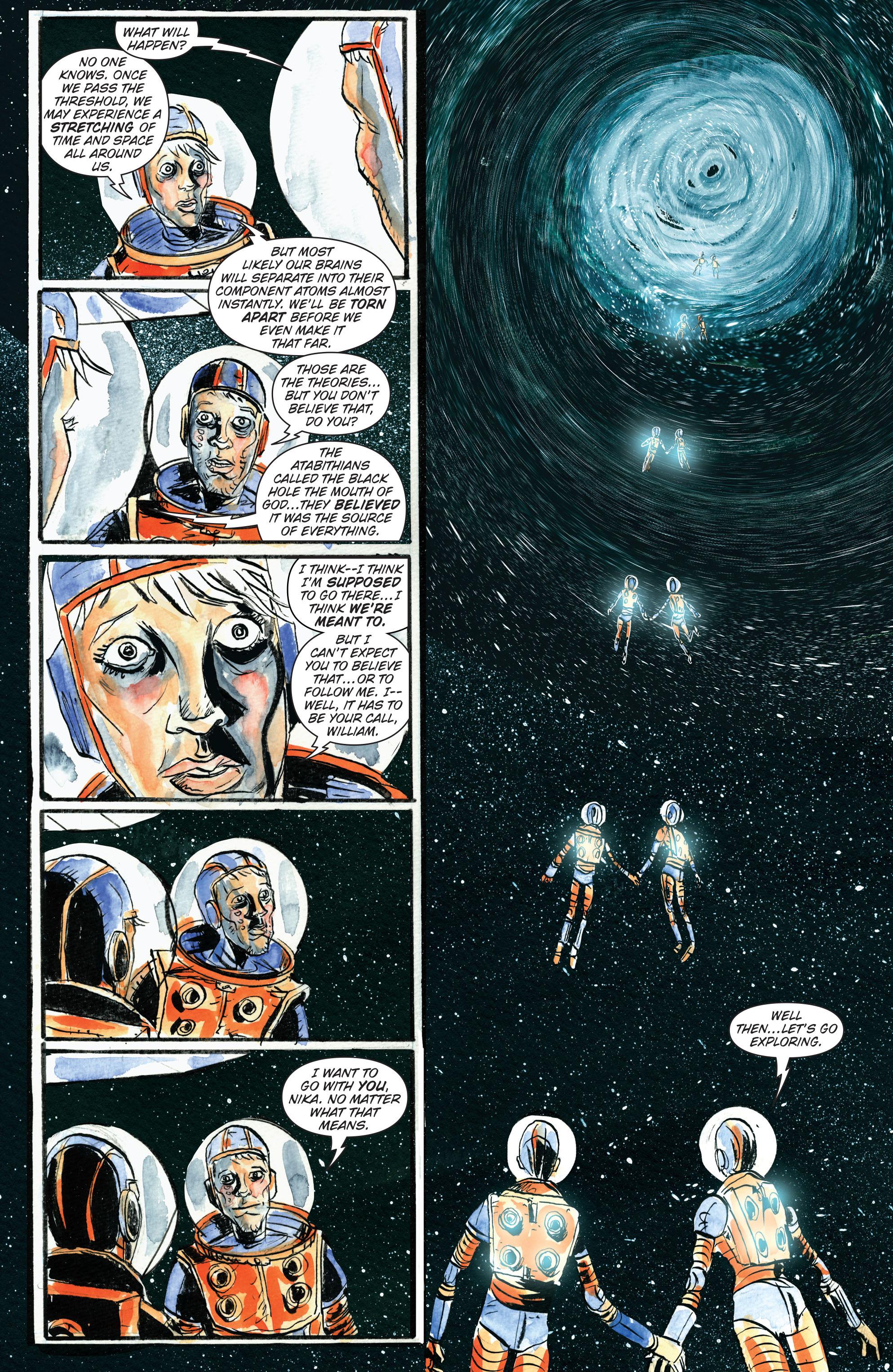 Read online Trillium comic -  Issue # TPB - 198
