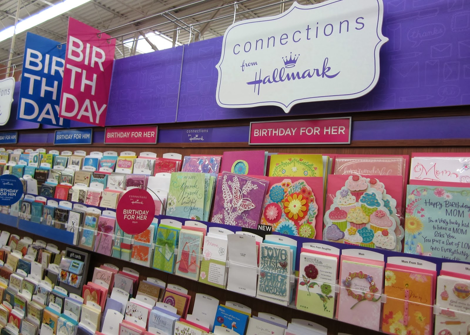 I Always Shop At Walmart For All The Birthday Cards Buy Selection Of They Carry Is Enormous And Love Knowing Ill Find Perfect Card That