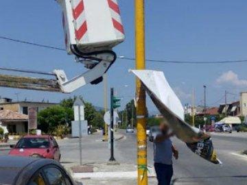Ηγουμενίτσα: Πανηγύρια και παράνομη αφισοκόλληση