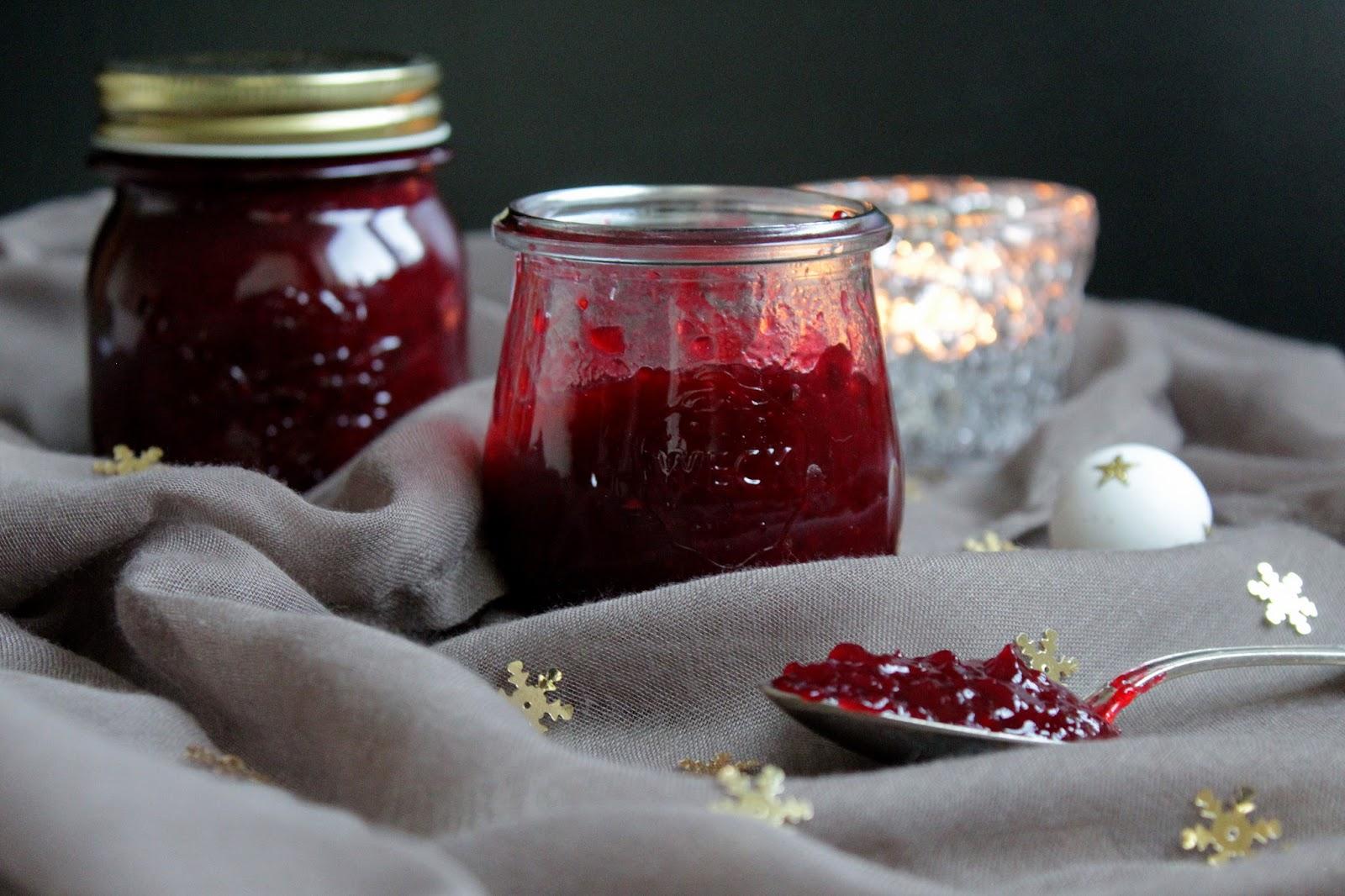 Weihnachts Marmelade