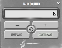 Online Tally Counter is an easy to use web tool that will allow you to count using tally marks