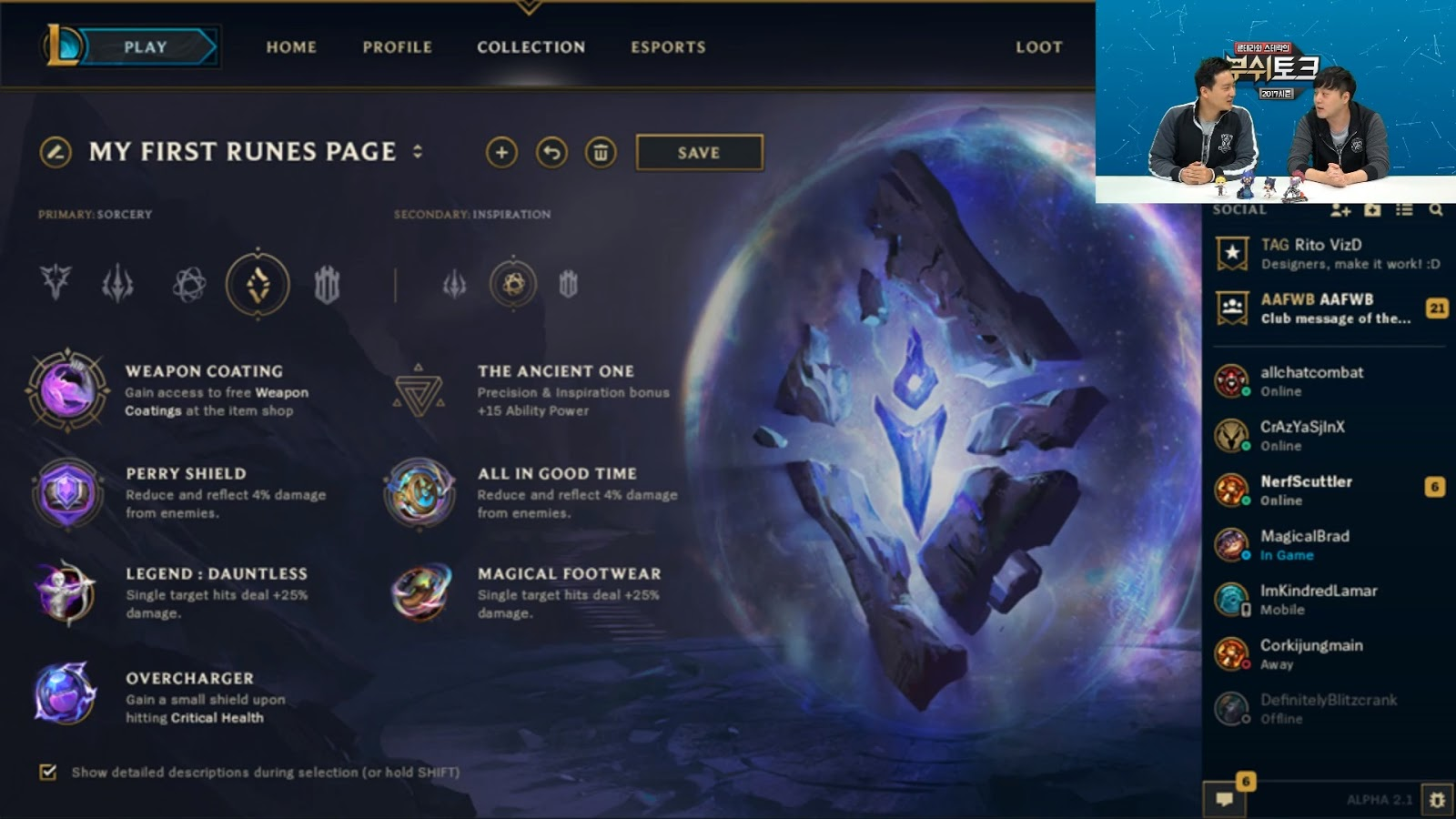 Riot Games Plans to Introduce More New Keystones to League