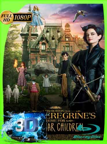 Miss Peregrine y Los Niños Peculiares (2016) Latino Full 3D SBS 1080P [GoogleDrive] dizonHD